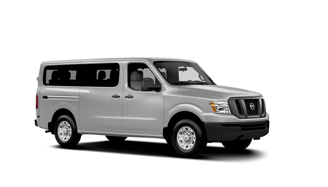 15 Passenger Van Rental Kansas City >> Nissan Nv 3500 12 Passenger Van Rental