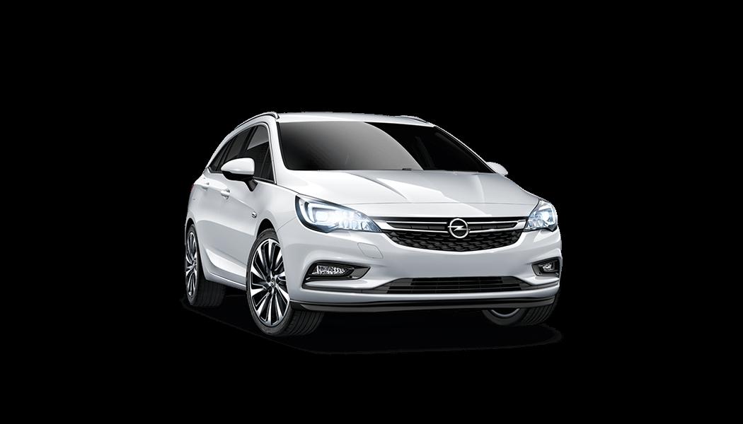 Opel Astra mieten