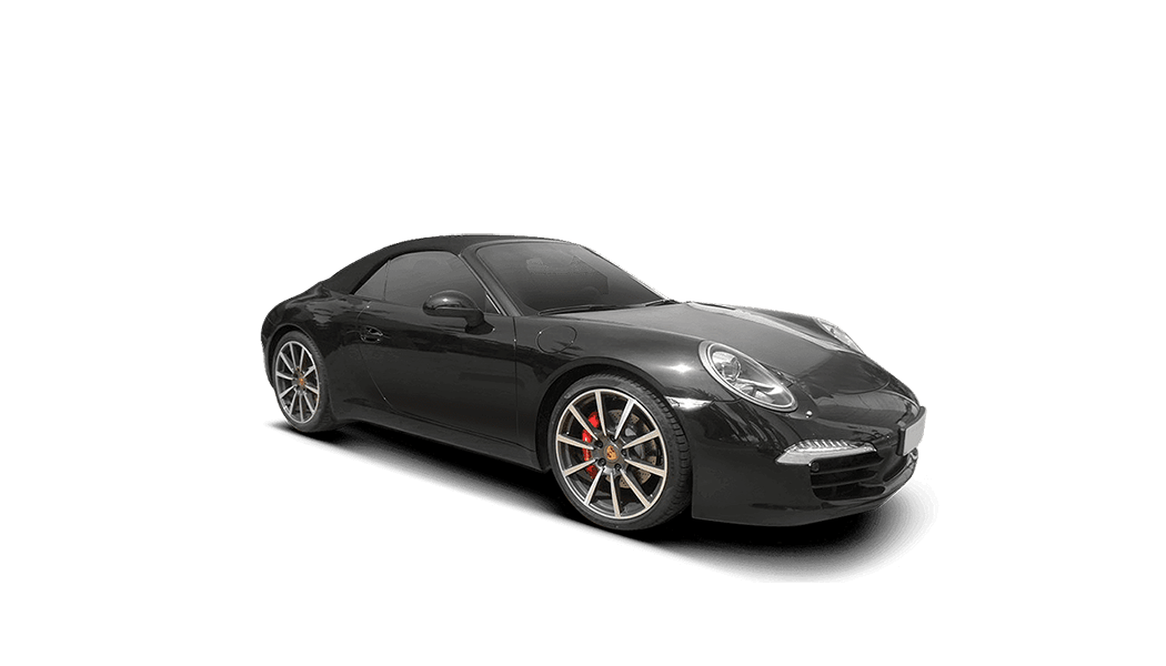 porsche 911 cabrio 2d schwarz 2014
