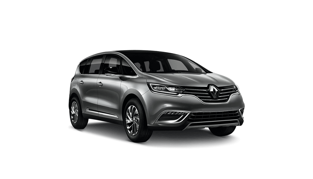 renault espace 5d silber 2015