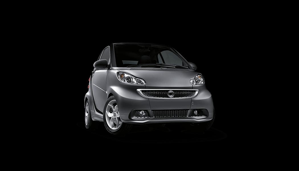 smart for two cabrio 2d grau 2014