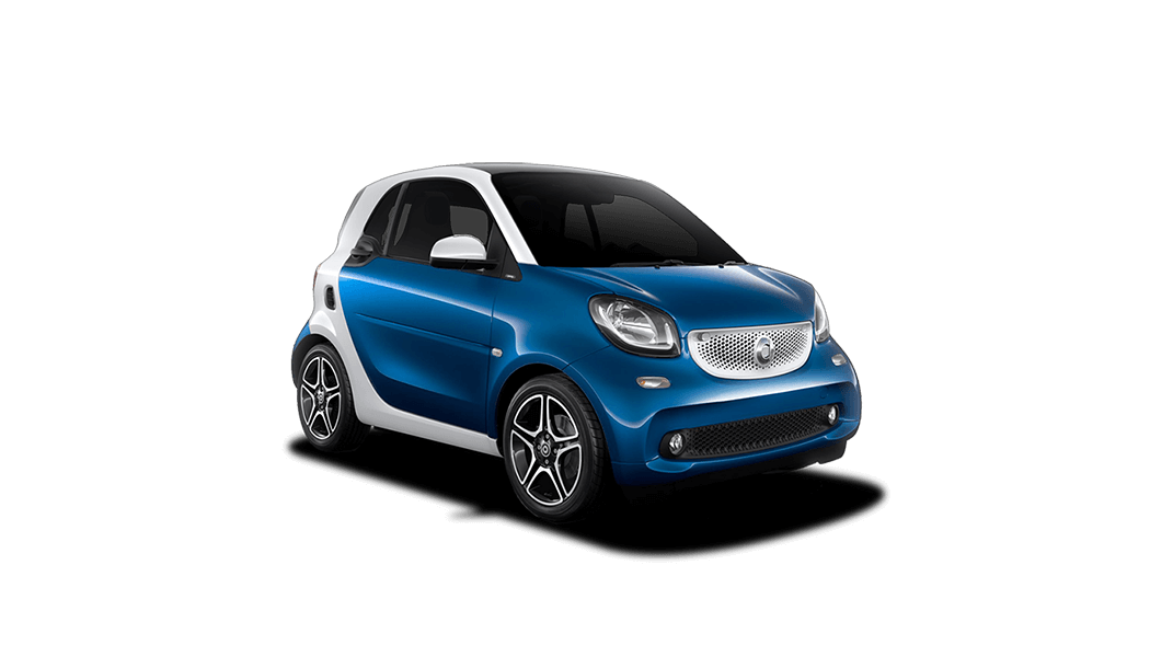smart for two coupe 2d schwarz 2014
