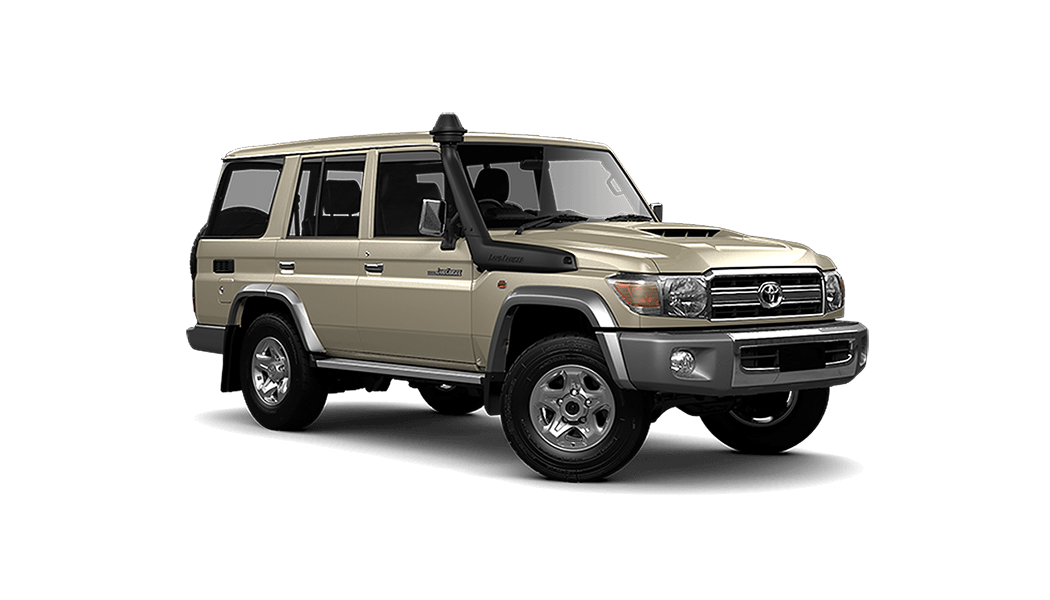 toyota land cruiser 5d gold 2014