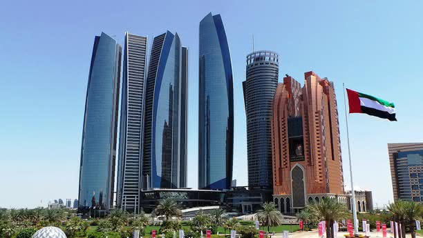 Location de voiture à Abu Dhabi/Mussafah - Sixt