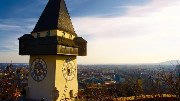 Découverte de la ville de Graz