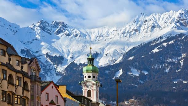 Sixt Car Hire in Innsbruck, Austria