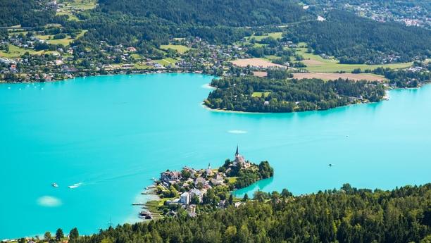 Profitez d'un véhicule de location Sixt pour votre séjour en Autriche