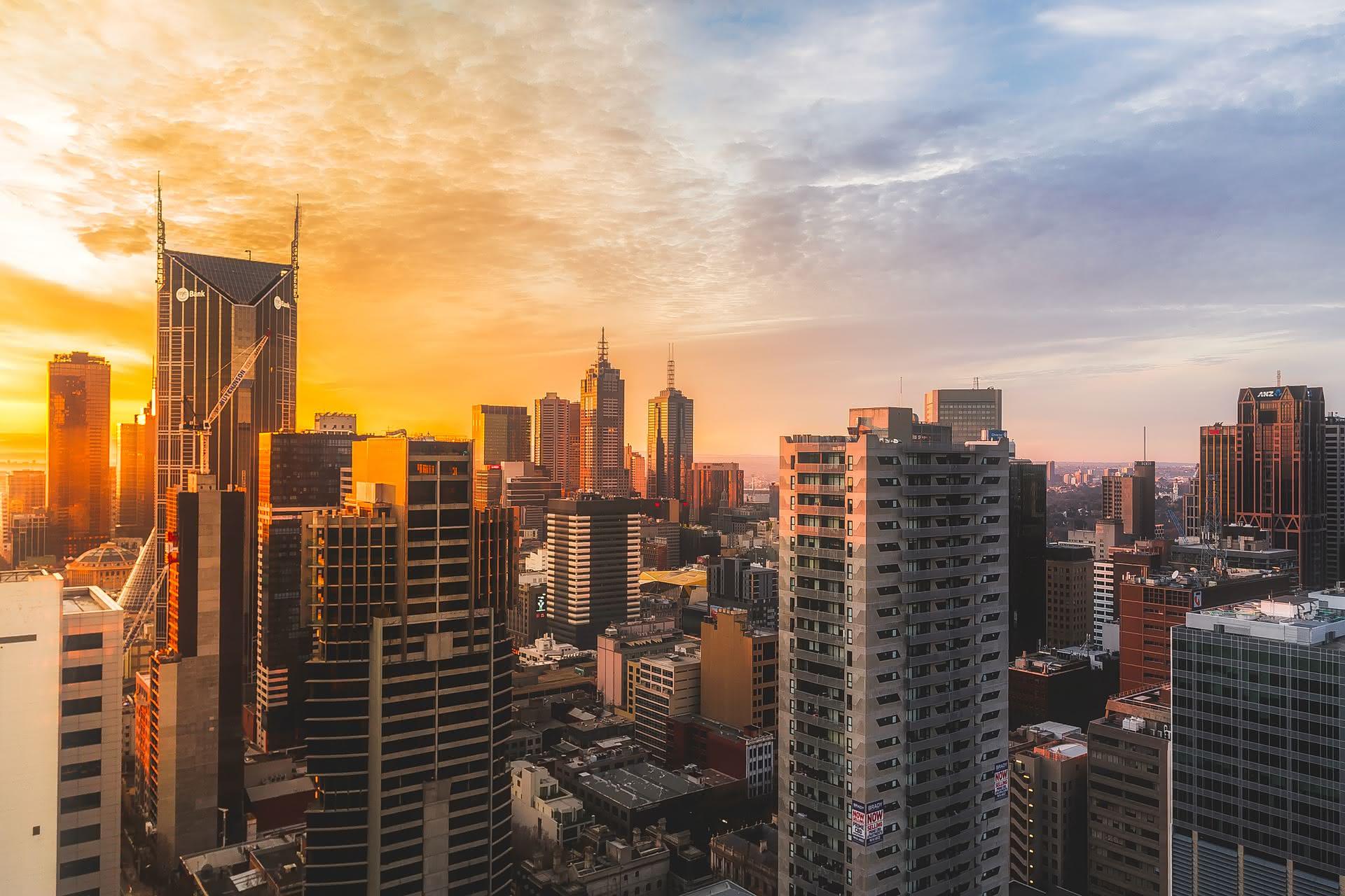 Mit dem Mietwagen Melbourne entdecken
