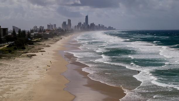 Noleggio auto a Gold Coast di Sixt: un'ampia gamma di servizi