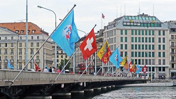 Bienvenue in Genf, der zweitgrößten Stadt der Schweiz