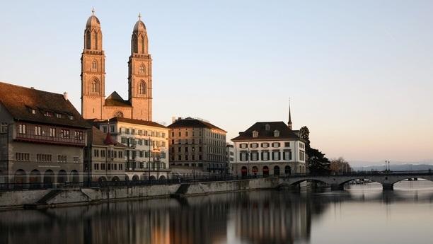 Zürich - Das Zentrum der Schweiz