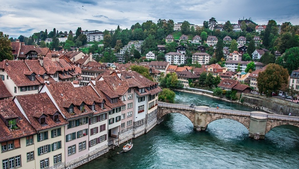 Renting a Car in Bern, Switzerland, with Sixt