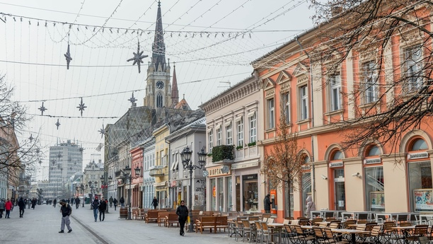 Sixt begrüßt Sie in der Citystation Novi Sad