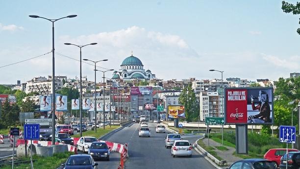 Location de voiture à Belgrade/Courtyard Marriott - Sixt
