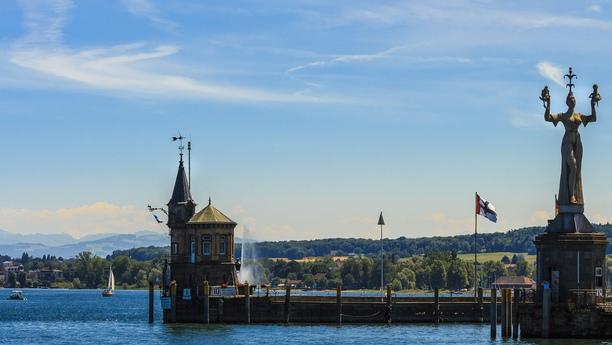 Willkommen in Konstanz am Bodensee!