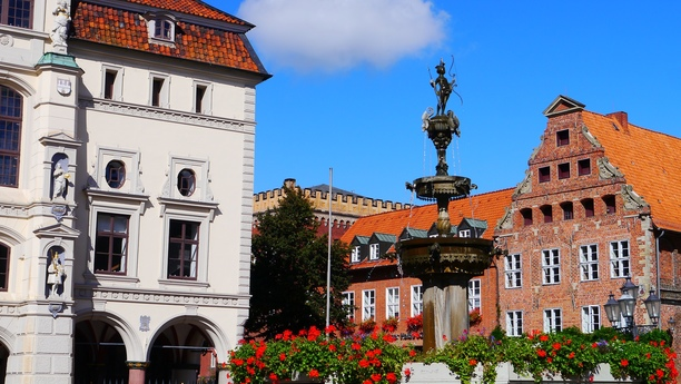 What to see from the Comfort of Your Rental Car in Lüneburg