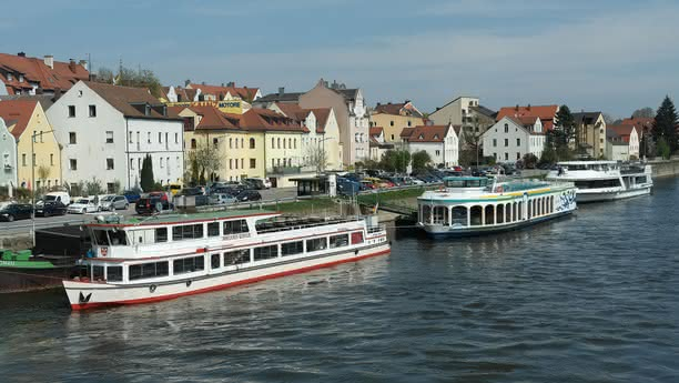Herzlich Willkommen in Regensburg!