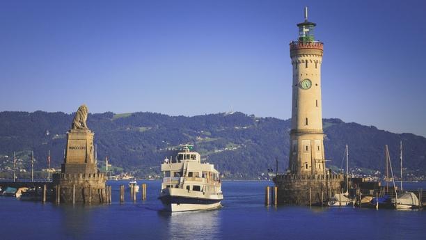 Autovermietung Lindau - starten Sie von hier einen schönen Ausflug