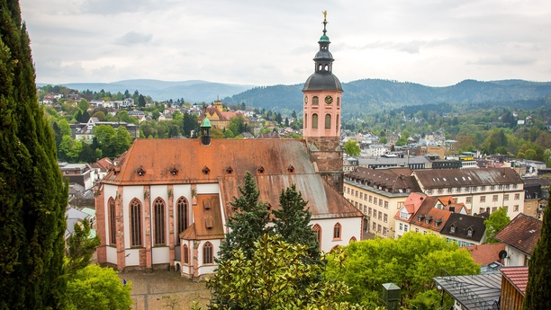 Things to See and do in and around Baden-Baden with a hire car