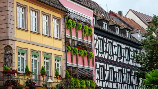 Profitez d'un véhicule de location Sixt pour vos déplacements dans la région d'Offenbourg