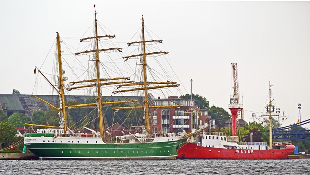 What to see in Wilhelmshaven with a car rental