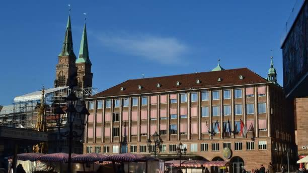 Location de voiture à Nuremberg Nordstadt/BMW - Sixt