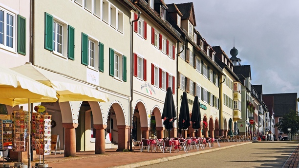 Viaje con nuestro servicio de alquiler de coches en Freudenstadt