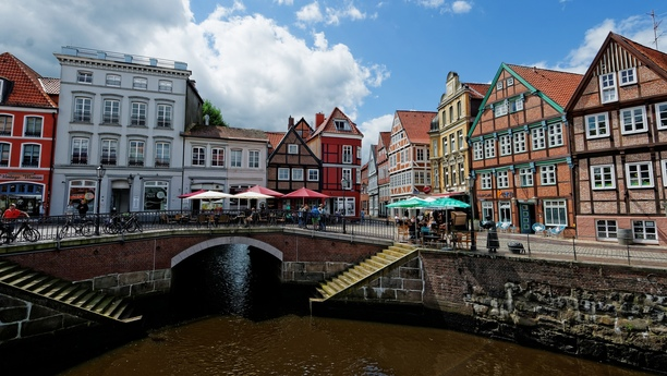 What to See in Stade Dollern, Germany with a Rent a Car