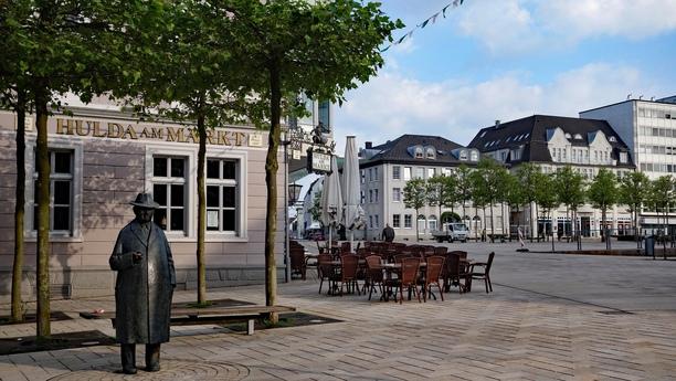 Viaje con nuestro servicio de alquiler de coches en Lüdenscheid
