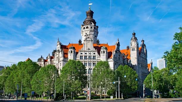 Die Sixt Autovermietung begrüßt Sie in Leipzig