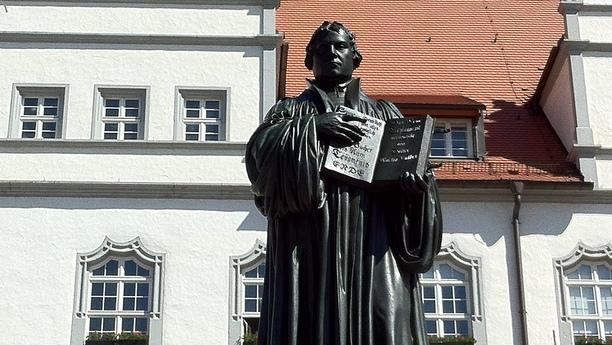 Herzlich Willkommen in der Lutherstadt Wittenberg - der Stadt, die nach Martin Luther benannt wurde