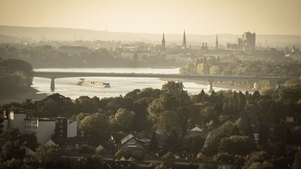 What to see in Bonn with a Rent a Car