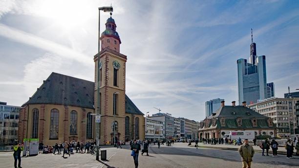 Location de voiture à Francfort/Main Konstablerwache - Sixt
