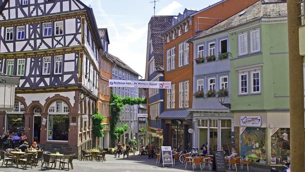 Herzlich willkommen in der Goethe- und Optikstadt Wetzlar