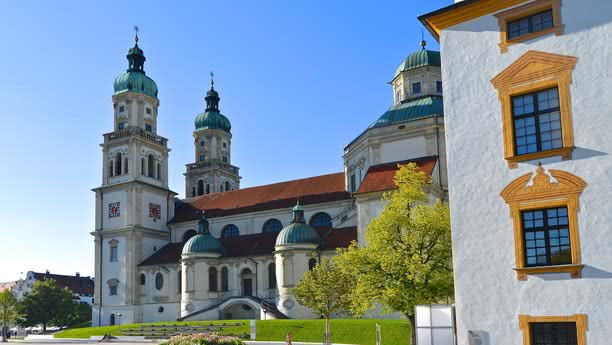 Location de voiture à Kempten (Allgäu) : découvrez cette belle ville à votre rythme
