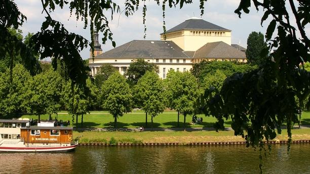Herzlich willkommen in der saarländischen Landeshauptstadt Saarbrücken