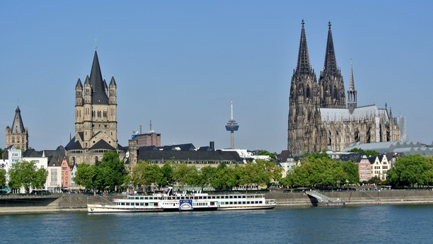 Things to see and do with a car hire in Germany