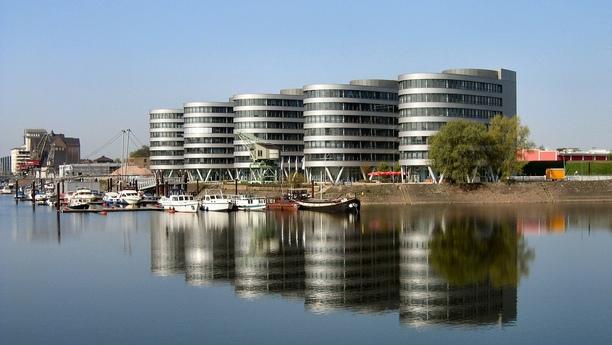 Willkommen in Duisburg, der Stadt mit dem weltgrößten Binnenhafen