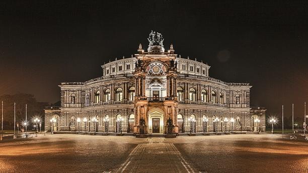 Herzlich Willkommen in Dresden, dem Florenz des Nordens