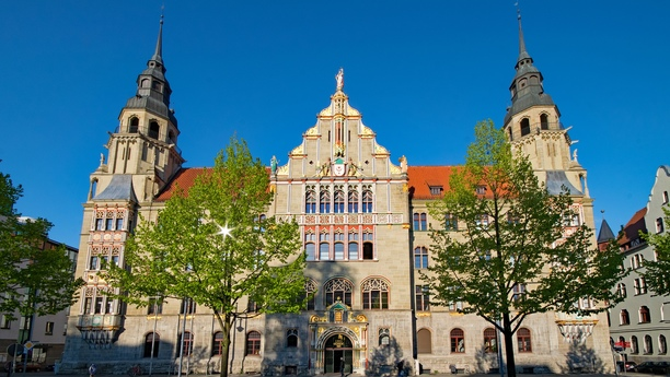 What to see in Halle, Germany with your Rent a Car