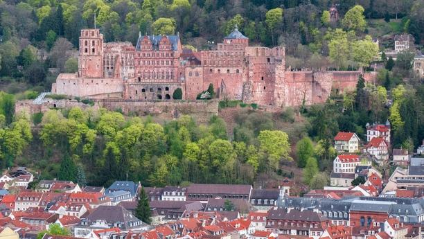 Mietwagen in Heidelberg günstig bei SIXT