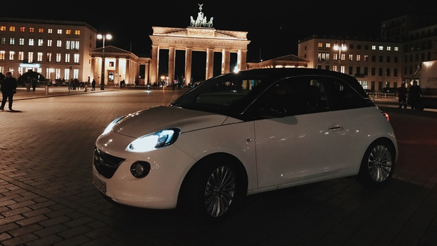 Sixt car hire Berlin
