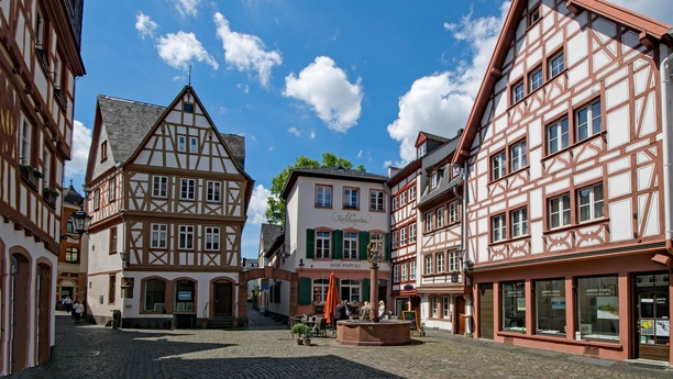 Exploring the hub of Germany's Rhineland