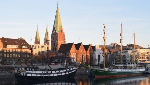 Willkommen in der Hansestadt Bremen!