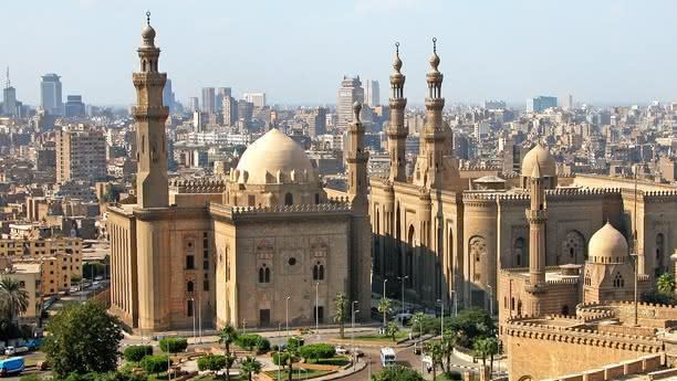 Günstig ein Auto mieten in Kairo Al Rehab/City Square