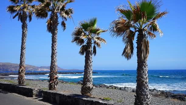 Genießen Sie die Sonne in La Laguna auf Teneriffa