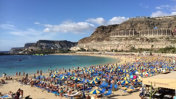 Wir haben für Sie günstige Mietwagen in Meloneras auf Gran Canaria