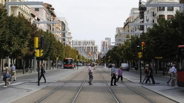 Location de voiture à la gare de Saragosse - Sixt