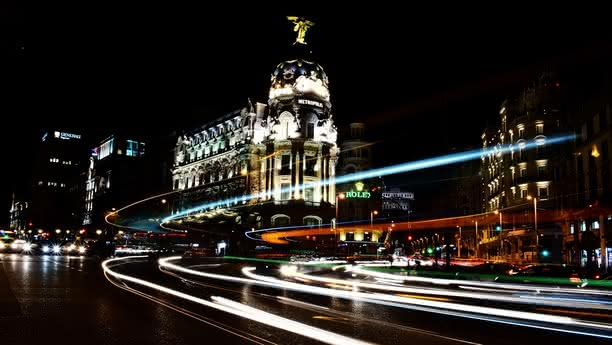 Car Hire Madrid Nuevos Ministerios with Sixt