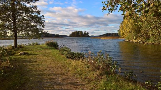 Wir begrüßen Sie in Lahti, im Süden Finnlands